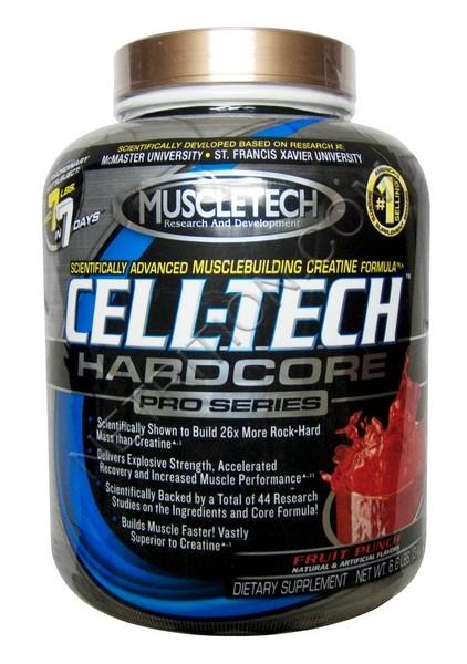 Muscle Tech Cell-Tech Hardcore Pro Series