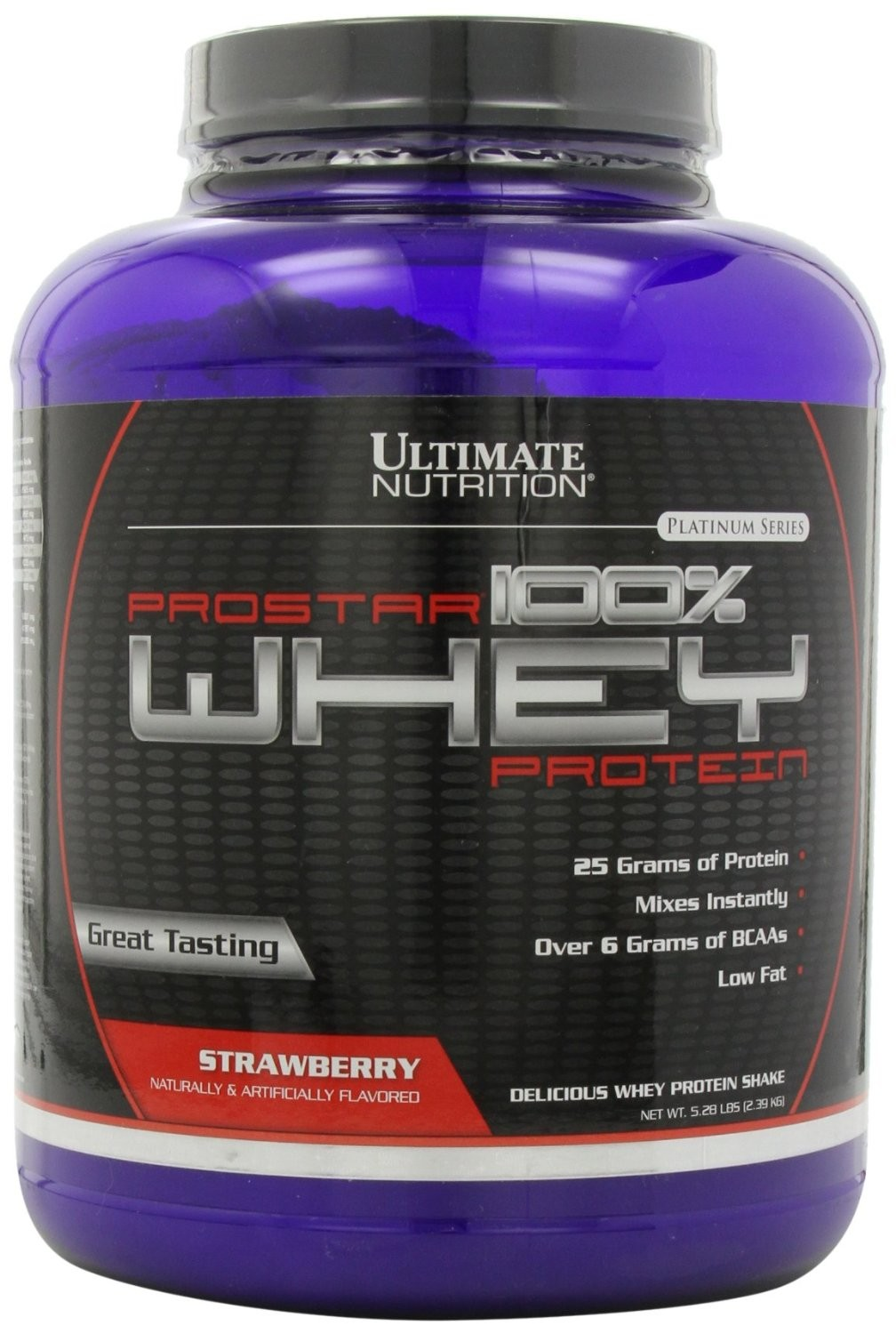 Ultimate Prostar 100% Whey Protein 2390г