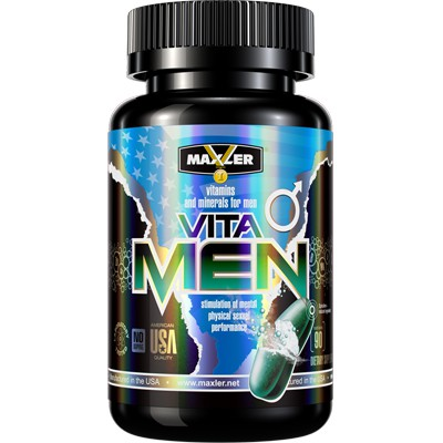 MAXLER VitaMen 180 таблеток