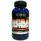 Ultimate BCAA softgels 180 капс